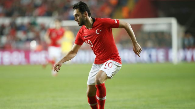 Turkey vs. Moldova (UEFA European Qualifiers)