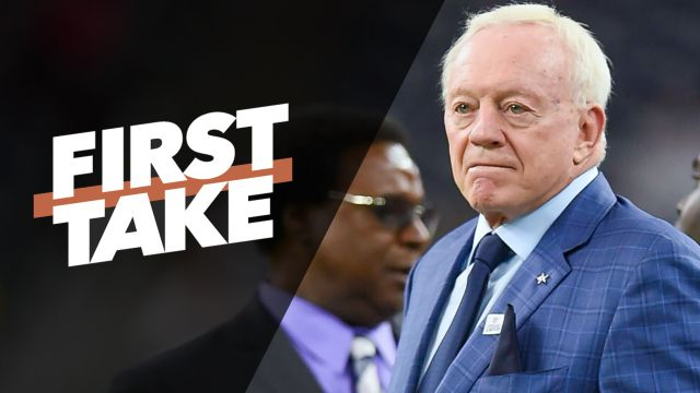 Wed, 8/21 - First Take
