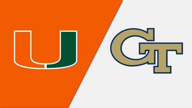 Miami vs. Georgia Tech (W Volleyball)