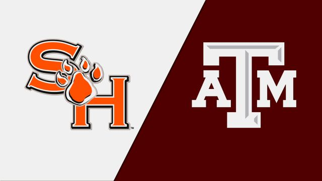 Sam Houston State vs. Texas A&M (Softball)