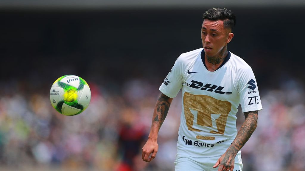 Cardenal Sedante antes de  FC Juárez vs. Pumas de la UNAM (Semifinal)   Watch ESPN