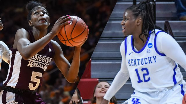 #6 Mississippi State vs. #18 Kentucky (W Basketball)