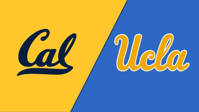 California Golden Bears vs. UCLA Bruins
