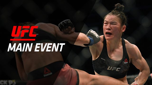 UFC Main Event: Zhang vs. Joanna