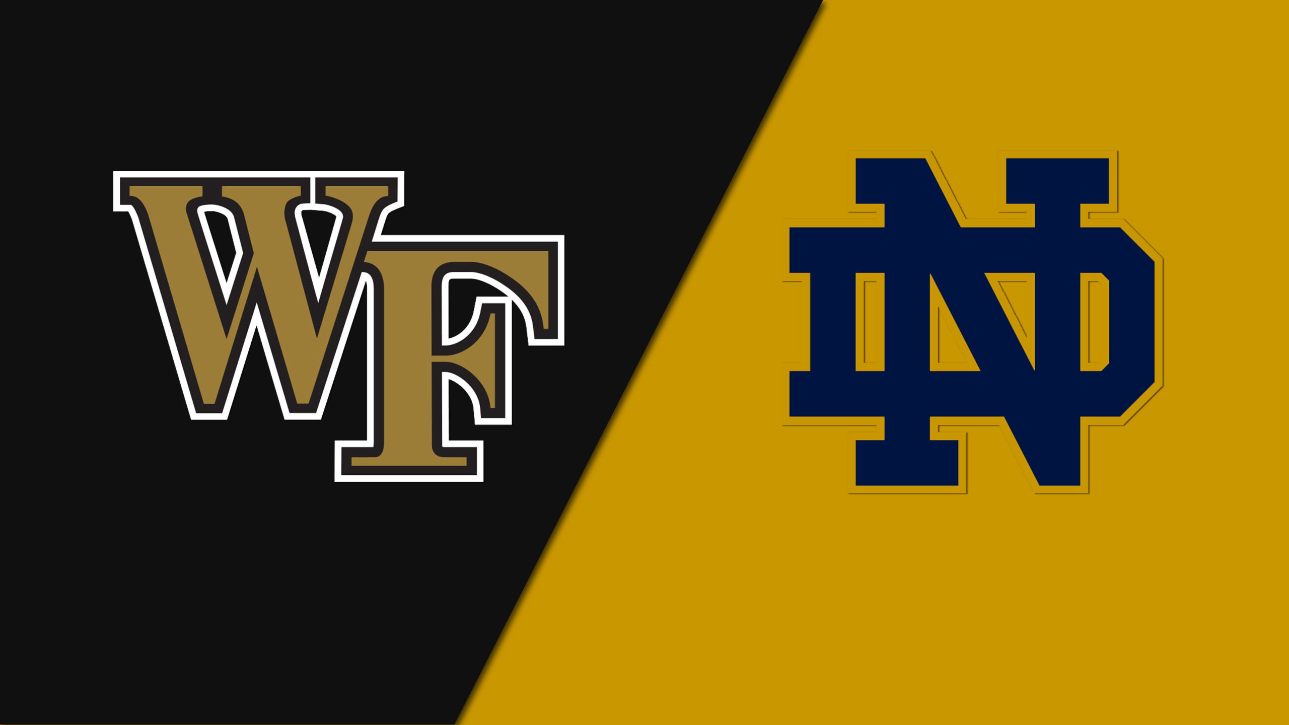Wake Forest vs. Notre Dame (M Basketball)