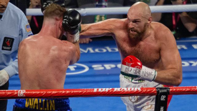 Wed, 3/25 - Tyson Fury vs. Otto Wallin (Main Event)