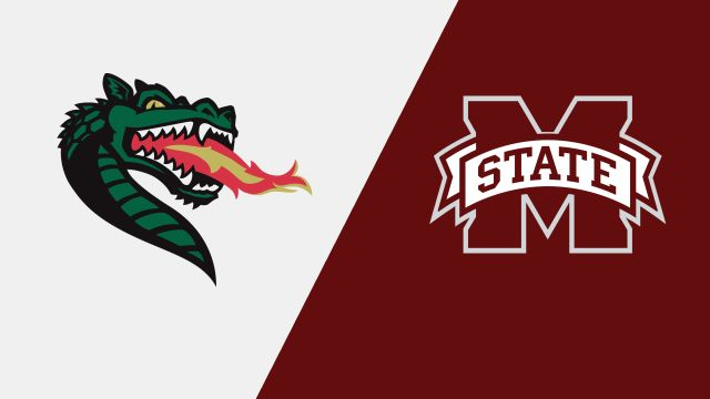 UAB vs. Mississippi State (W Volleyball)