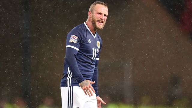 San Marino vs. Scotland (UEFA European Qualifiers)