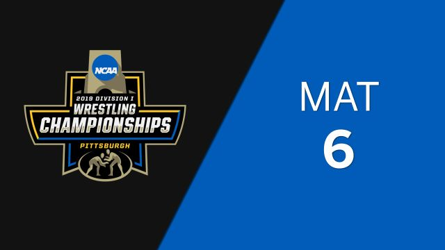 NCAA Wrestling Championship (Mat 6, First Round) (Wrestling)