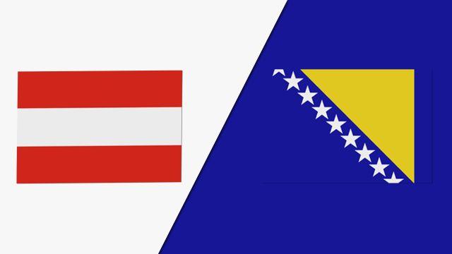 Austria vs. Bosnia-Herzegovina