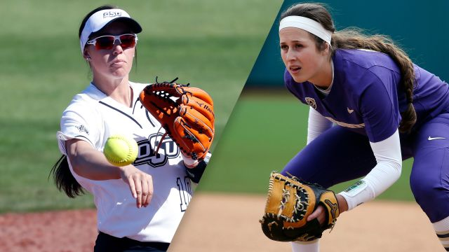 NCAA Women's College World Series Presented by Capital One (Game #9) (NCAA Softball World Series)