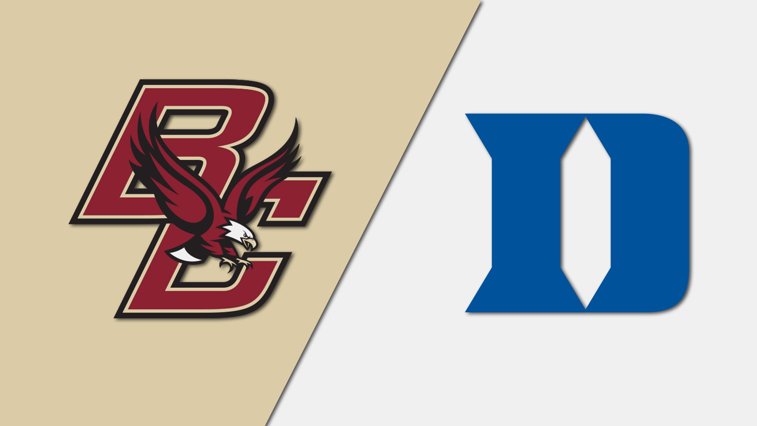 Boston College vs. Duke (W Volleyball)