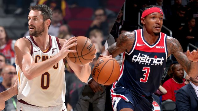 Cleveland Cavaliers vs. Washington Wizards