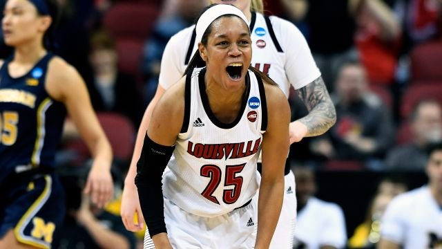 #4 Oregon State vs. #1 Louisville (Regional Semifinal) (NCAA Women's Basketball Championship)