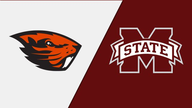 #25 Oregon State vs. #6 Mississippi State (Baseball)