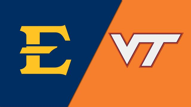 East Tennessee State vs. Virginia Tech (Baseball)