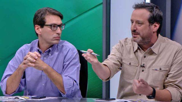 18/06 - Gian: 'Tite tem muito mais crédito com torcida que Neymar'