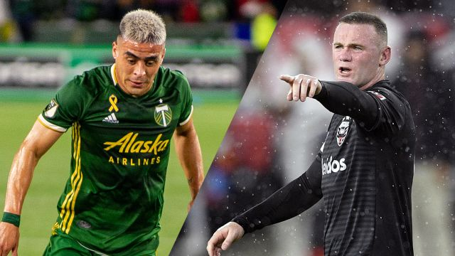 Sun, 9/15 - In Spanish-Portland Timbers vs. D.C. United (MLS)