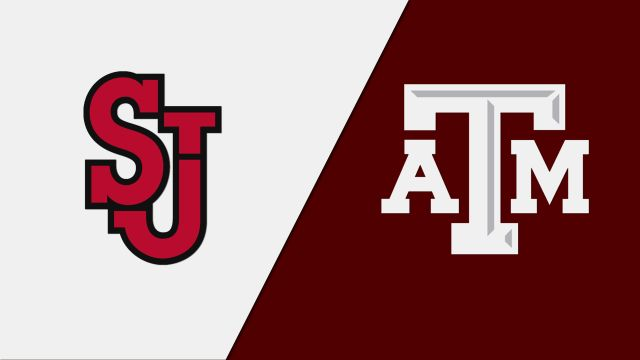 St. John's vs. Texas A&M (Softball)