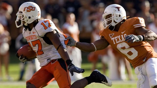 Oklahoma State Cowboys vs. Texas Longhorns (re-air)