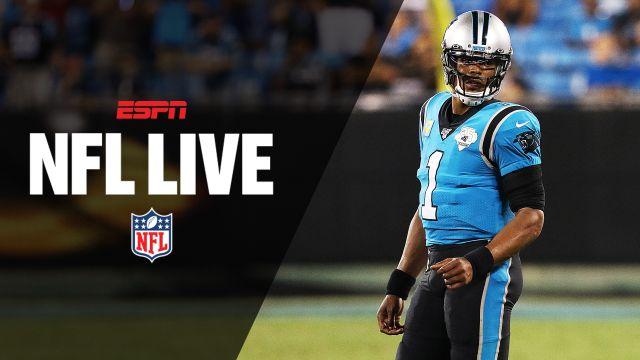 Wed, 9/18 - NFL Live