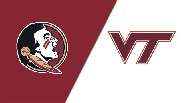 Florida State vs. Virginia Tech (W Volleyball)