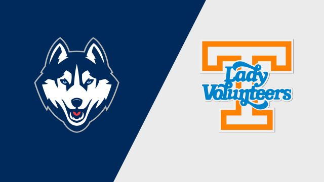 UConn vs. Tennessee (Rivalry Week) (W Basketball)
