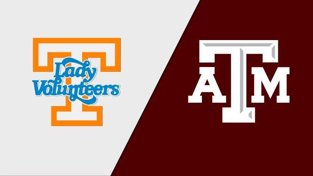 Tennessee vs. Texas A&M (W Basketball)