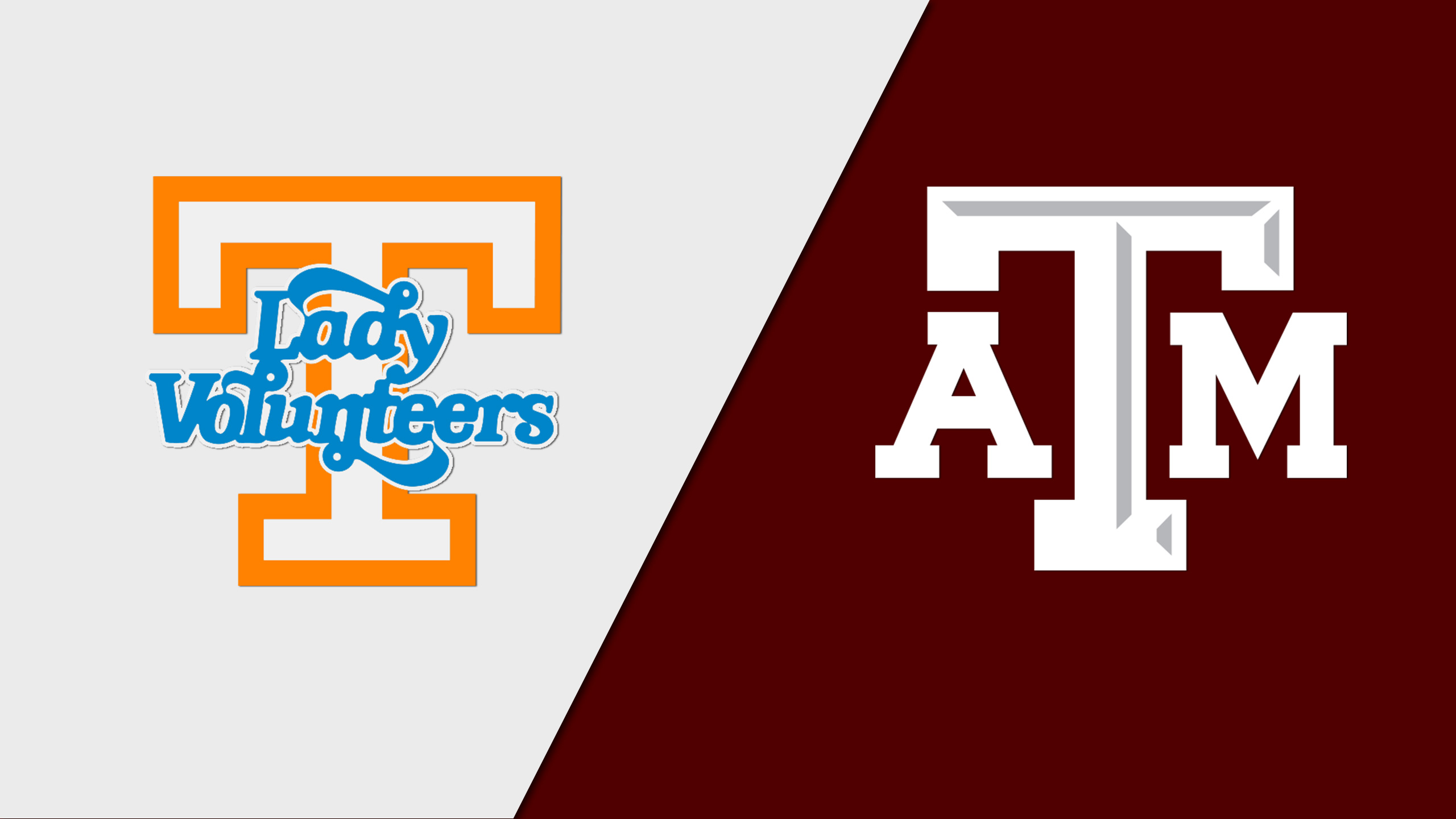 Tennessee vs. #21 Texas A&M (W Basketball) (re-air)
