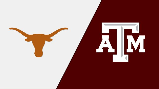 Texas vs. Texas A&M (re-air)