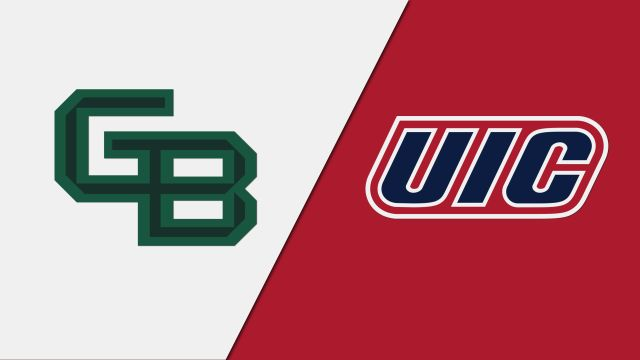 Green Bay vs. UIC (W Volleyball)