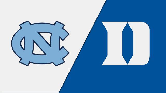 #3 North Carolina vs. #13 Duke (W Lacrosse)