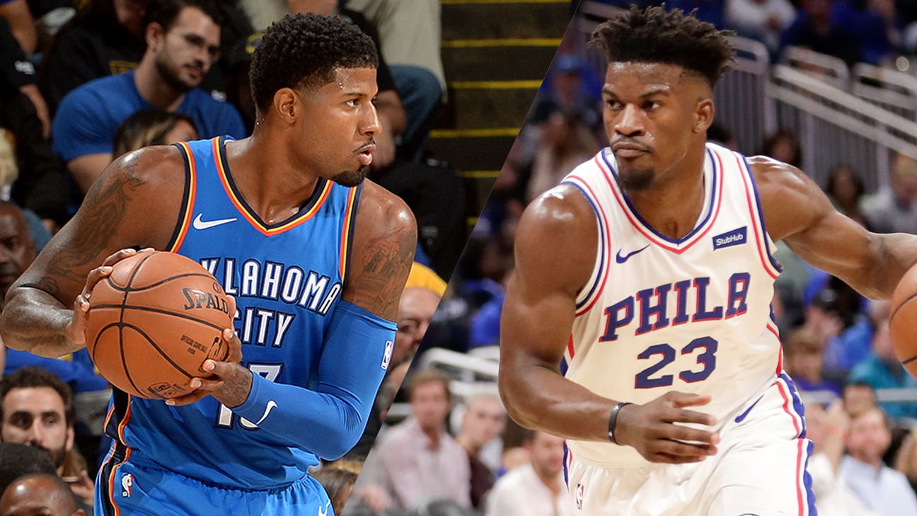 Oklahoma City Thunder vs. Philadelphia 76ers (re-air)