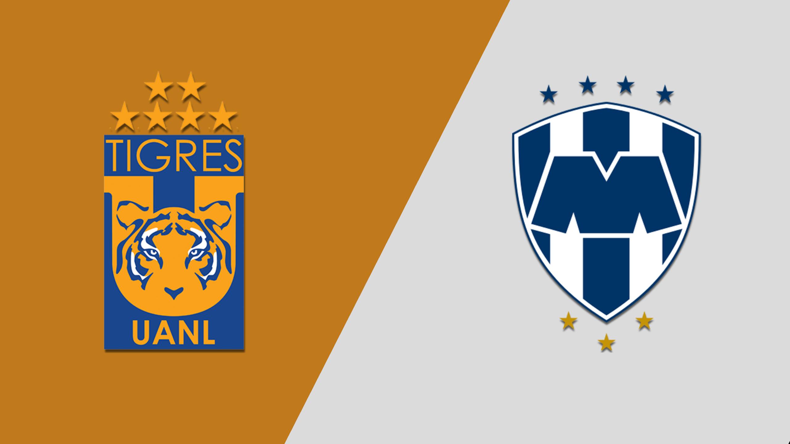 In Spanish - Tigres UANL vs. Rayados Monterrey (Jornada 10) (Liga MX)