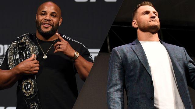 UFC 241 Countdown: Cormier vs. Miocic 2