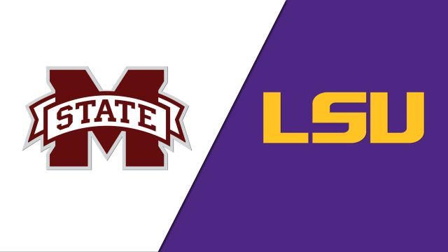Mississippi State vs. #8 LSU (re-air)