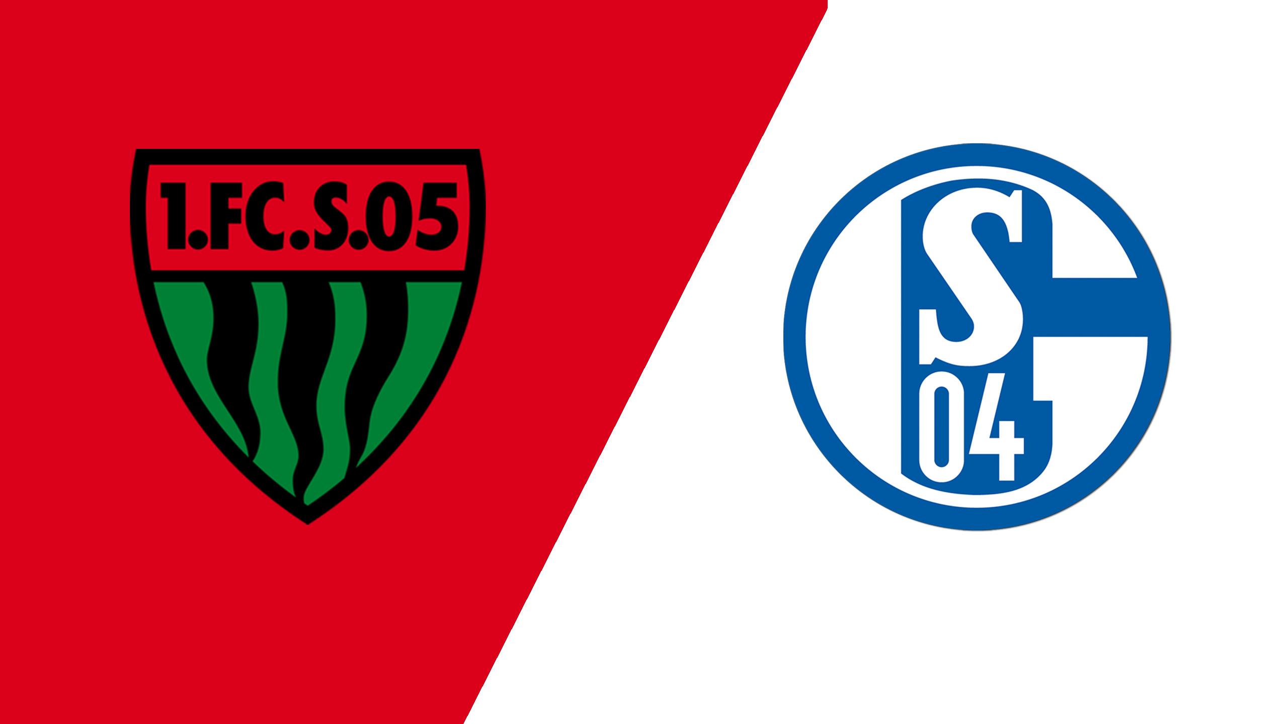 Schweinfurt vs. Schalke 04 (Round 1) (German Cup)