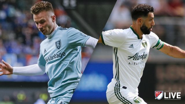 Sat, 10/19 - In Spanish-Real Salt Lake vs. Portland Timbers (MLS)
