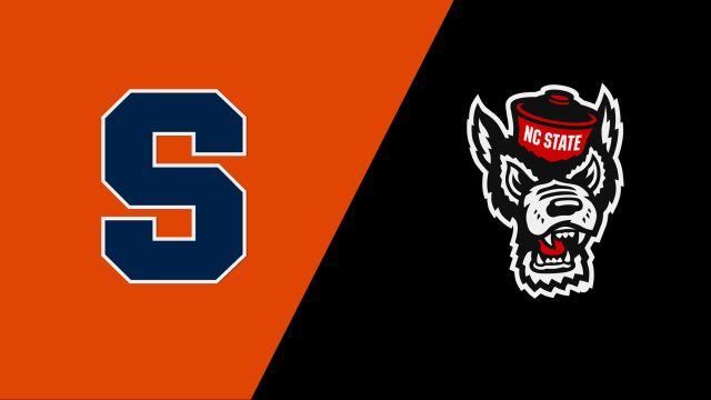 Syracuse vs. NC State (W Volleyball)