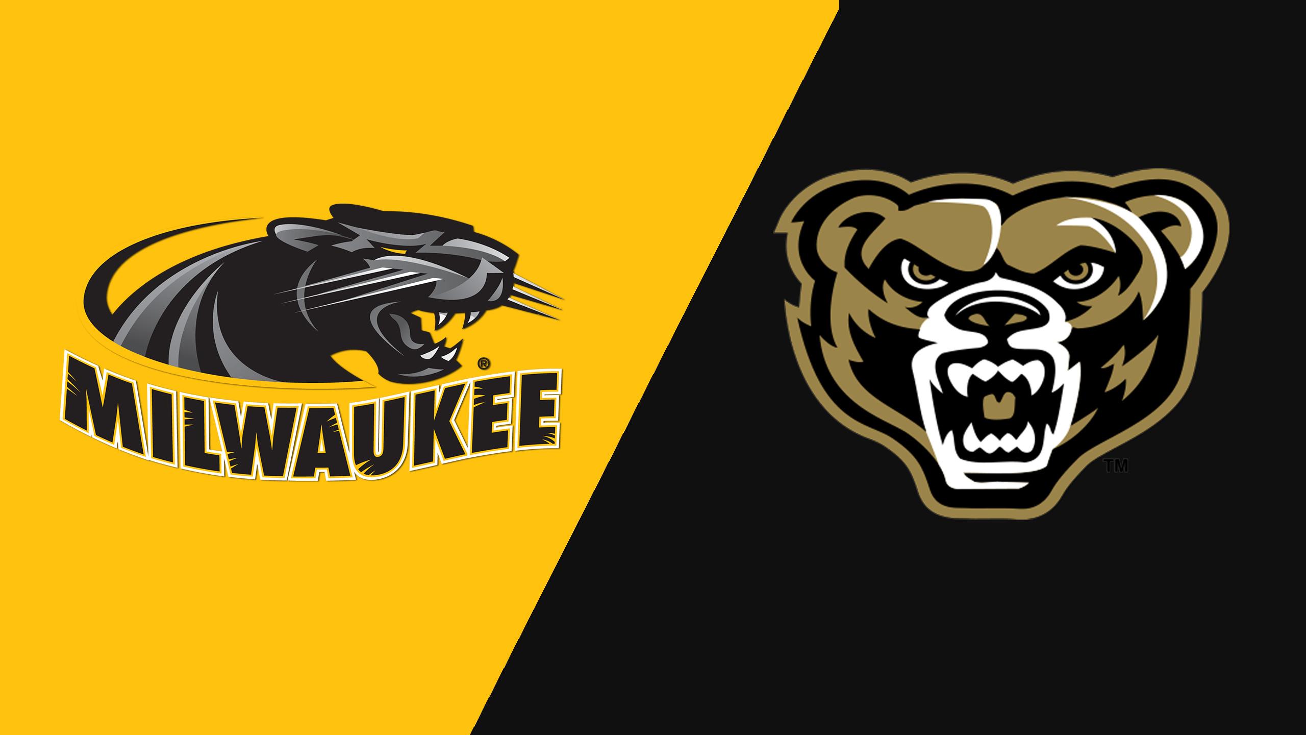 Milwaukee vs. Oakland (W Basketball)