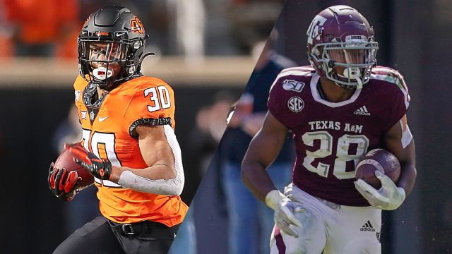 Academy Sports + Outdoors Texas Bowl: #25 Oklahoma State vs. Texas A&M