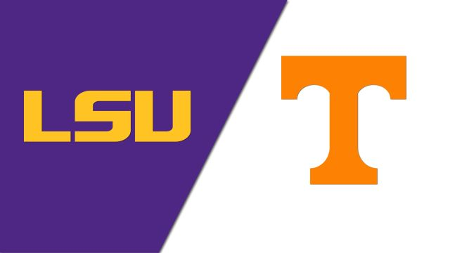 LSU Tigers vs. Tennessee Volunteers (re-air)