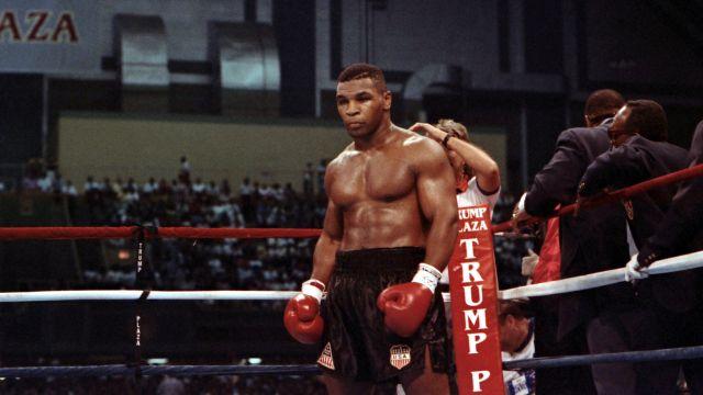 Classic Boxing: Tyson vs. Tillis