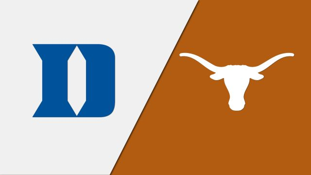 Duke vs. #4 Texas (Softball)