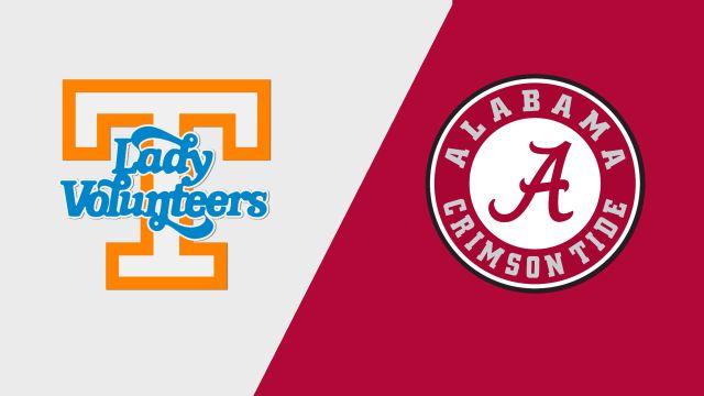 Tennessee vs. Alabama