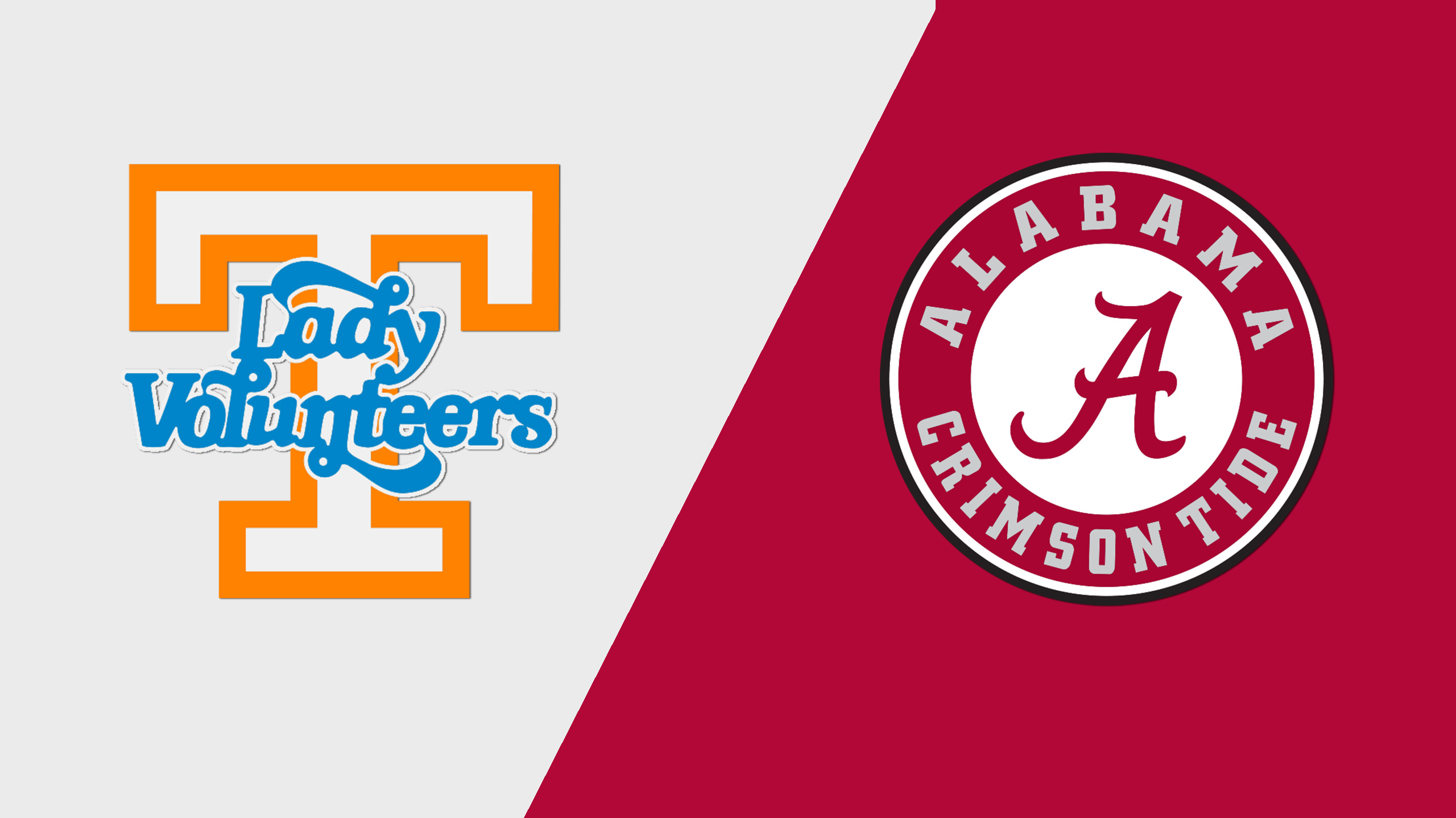 #20 Tennessee vs. Alabama (W Basketball) (re-air)
