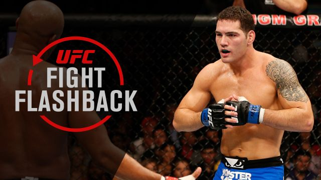UFC Fight Flashback: Silva vs. Weidman 1