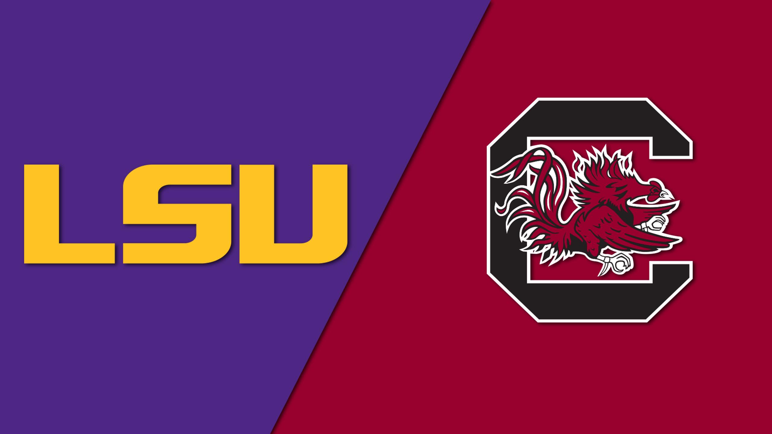 LSU vs. South Carolina (W Volleyball)