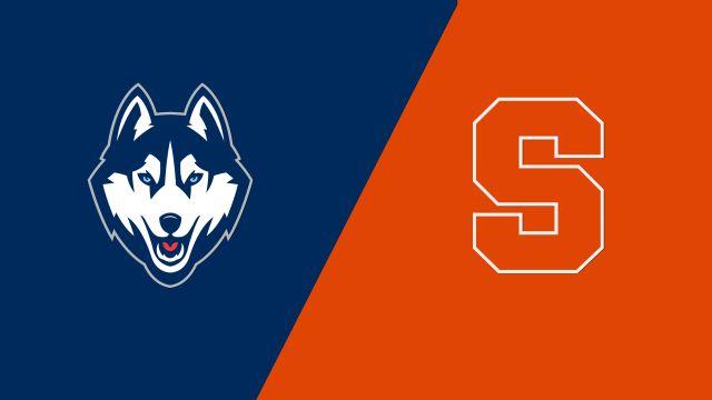 Connecticut vs. Syracuse