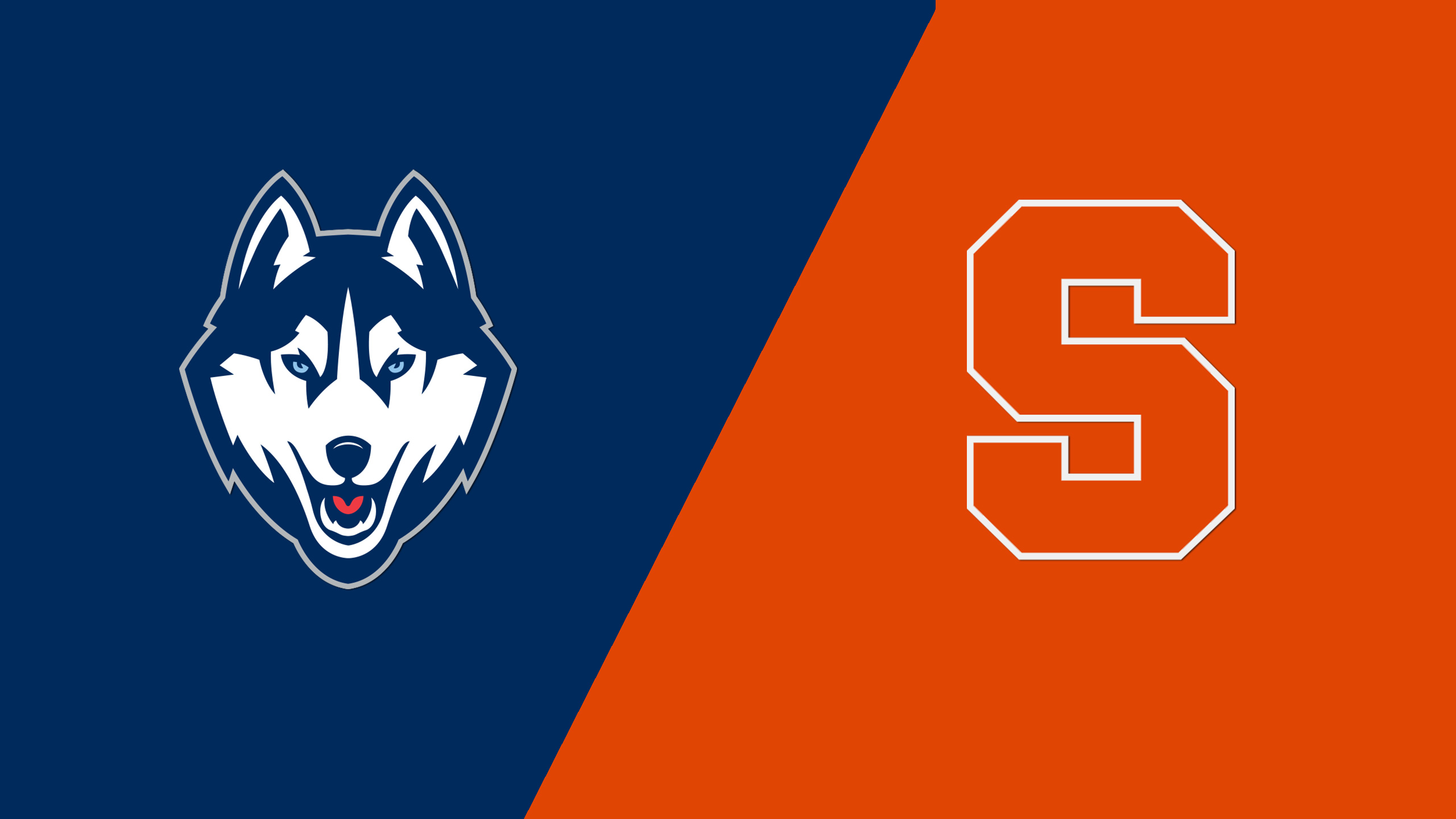 Connecticut vs. Syracuse (Football) (re-air)